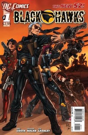 blackhawks issue 1