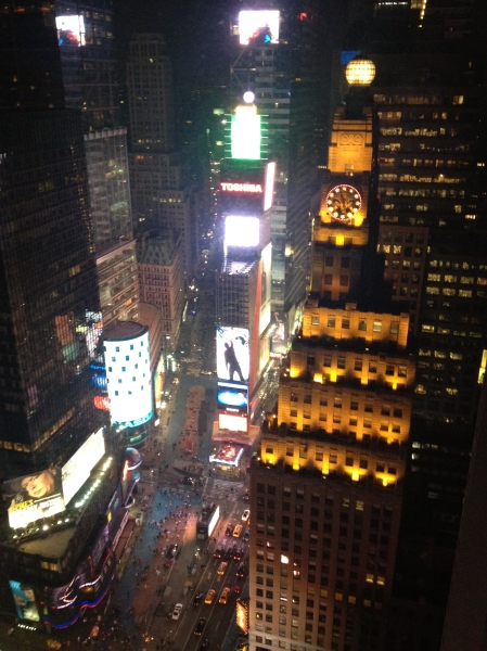 times square one