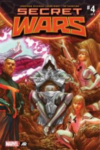 secret wars issue 34