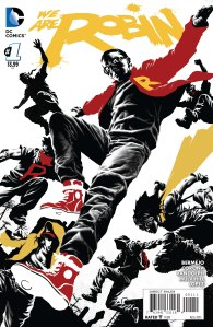 the robins issue 1