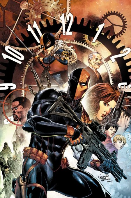 Deathstroke cover