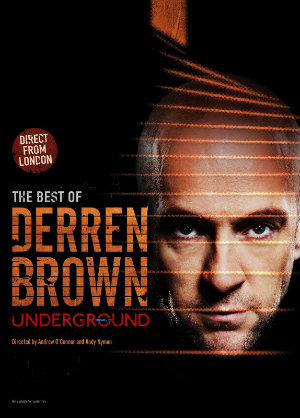 Derren brown tour dates 2013