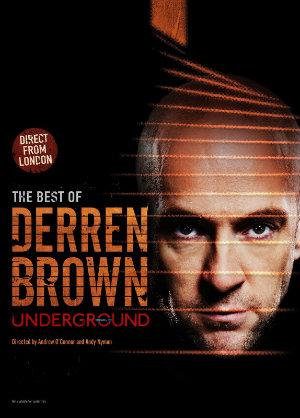 Derren brown tour dates 2013