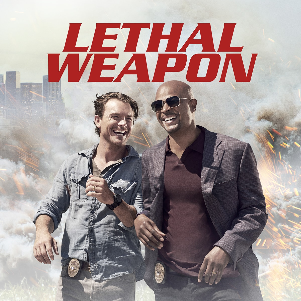 lethal weapon - Lethal Weapon Christmas