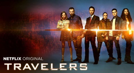 travelers 1 - Patrick Gilmore:   Travelers Season 3 Interview